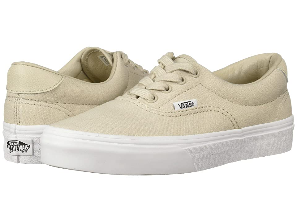 Vans Kids Era 59 (Little Kid/Big Kid) ((Suiting) Silver Lining/True White) Boys Shoes