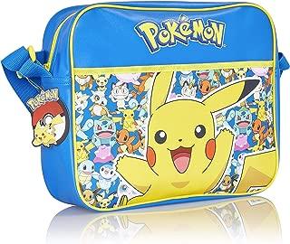 Pikachu Pokemon Shoulder Bag Small Purse Cross Body Bags Satchel For Girls Boys