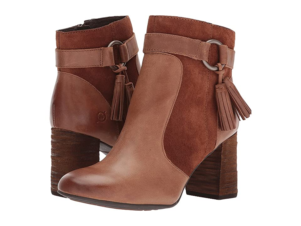 Born Toco (Brown/Rust Combo) Women