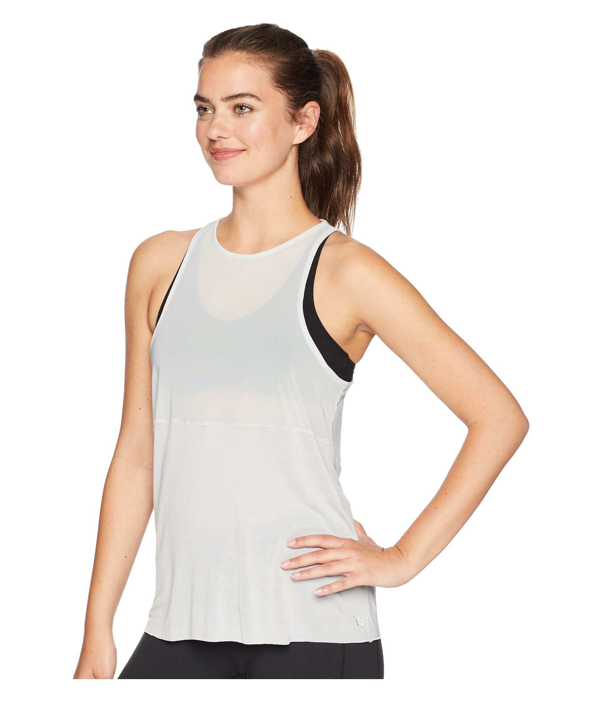 Dove Tank Grey Top Tide Alo qOtRw