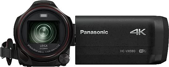 Mejor Camcorder 4K Panasonic de 2020 - Mejor valorados y revisados