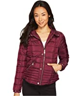 U.S. POLO ASSN. - Quilted Moto Puffer Jacket