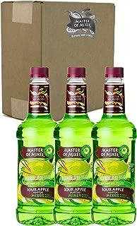 Best apple martini mix Reviews