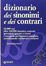 Permalink to Dizionario dei sinonimi e dei contrari PDF