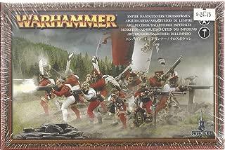 Empire Handgunners Warhammer Fantasy