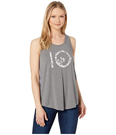 tentree Mangrove Ten Tank (Gargoyle Grey) Women