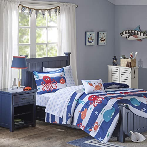 the best attitude 92d76 3cdab Nautical Bed Set: Amazon.com