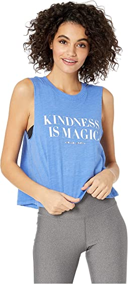 Kindness Crop Tank