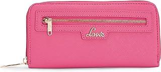 Lavie Halley Zip Around Basic 3C1 Women's Wallet(Fuchsia)