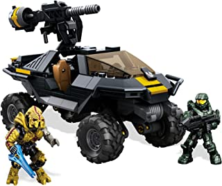 Mega Construx Halo UNSC Attack Gausshog Building Set