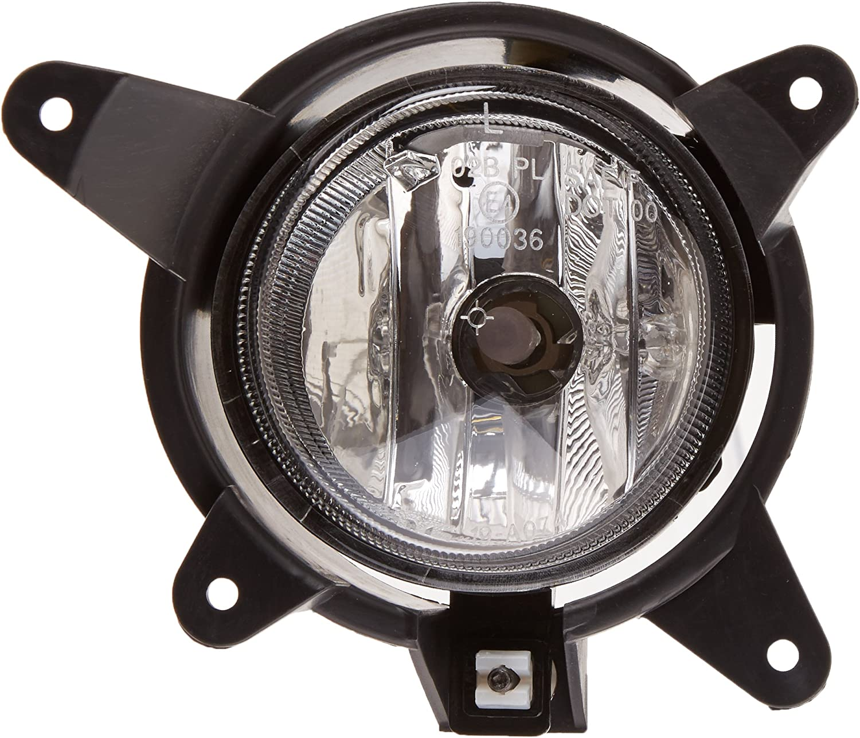 TYC 19-0074-00-1 新色追加して再販 Kia Sedona Replacement 宅配便送料無料 Fog Left Lamp