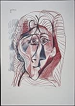 Visage de femme de face from the Marina Picasso Estate Collection