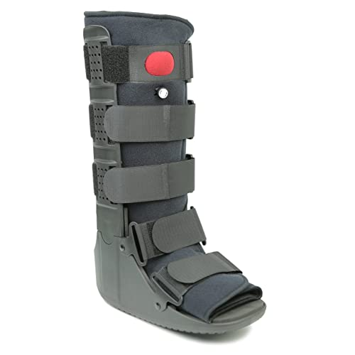 141104e9a8 Mars Wellness Premium Tall Air Cam Walker Fracture Ankle/Foot Stabilizer  Boot - Large