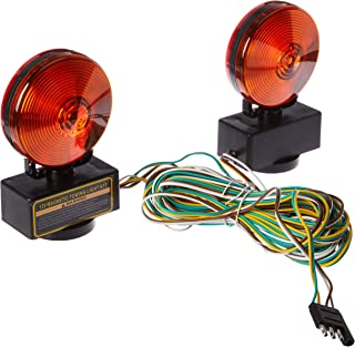 LifeSupplyUSA 12v Volt Magnetic Towing Trailer Light Tail Light Haul Kit Complete Set Auto, Boat, RV, Trailer, etc.
