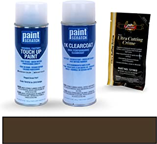 PAINTSCRATCH Rugged Brown Pearl TW/GTW for 2016 Dodge Ram Series - Touch Up Paint Spray Can Kit - Original Factory OEM Automotive Paint - Color Match Guaranteed