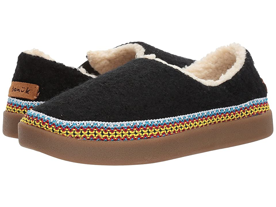 Sanuk Little Bootah (Black) Women