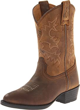 True Heritage Boots Derby Crazy Horse brown |