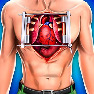 Open Heart Surgery Simulator - ER Emergency Doctor Game