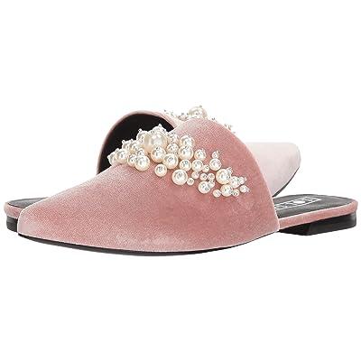 Sol Sana Grace Slide (Dusty Rose Velvet Pearl) Women