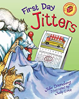 First Day Jitters (Mrs. Hartwell's Classroom Adventures)