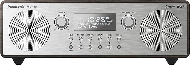 Radio digitale in stile retrò, con suono stereo panasonic rf-d100btegt