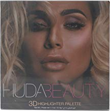 Huda Beauty Pink Sands 3D Edition Highlighter Palette 1.11oz/31.5g New In Box