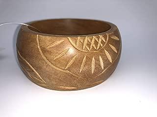Quicksilver Roxy Wood Bangle Bracelet