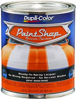 Best orange automotive paint Reviews