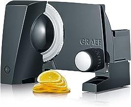 Graef S10002 Trancheuse Electrique, Noire, 170 W