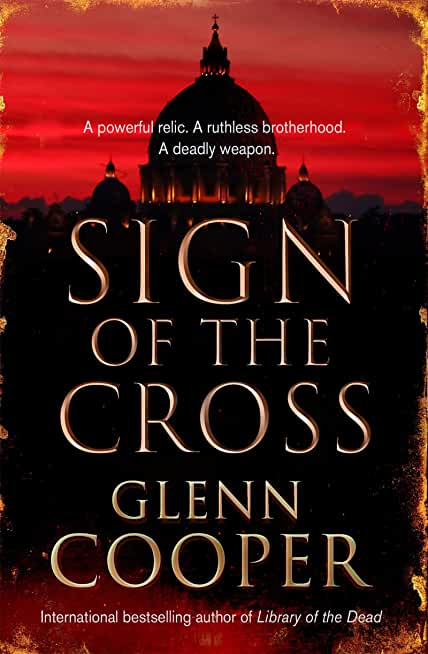 Sign of the Cross (Cal Donovan Thrillers Book 1) (English Edition)