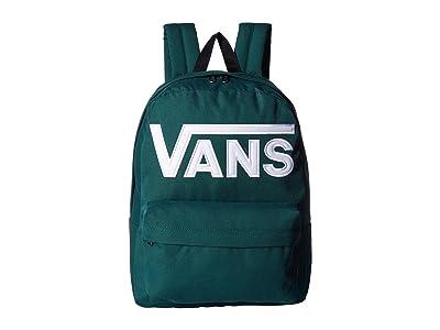 Vans Old Skool III Backpack (Vans Trekking Green) Backpack Bags