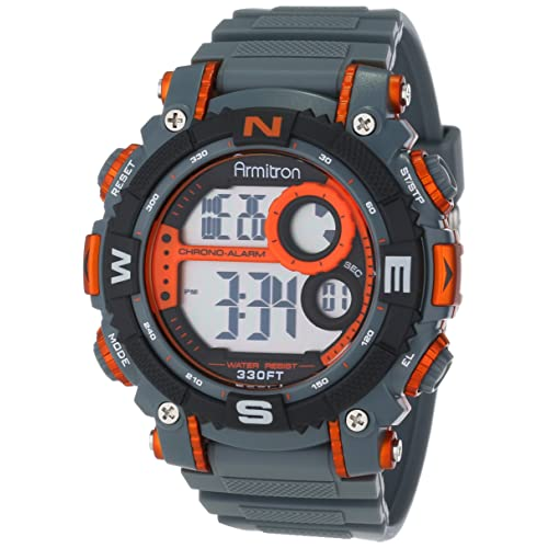 Armitron Sport Mens 40/8284 Digital Chronograph Watch