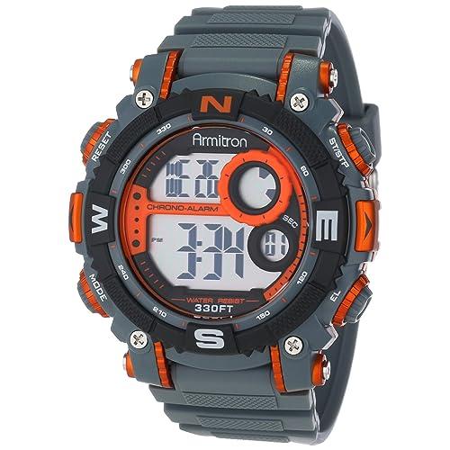 Armitron Sport Mens 40/8284 Digital Chronograph Watch