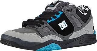 DC Stag 2 KB M Shoe CYB, Sneakers Uomo, Multicolore, Ciano, Nero, Ciano, 43 EU