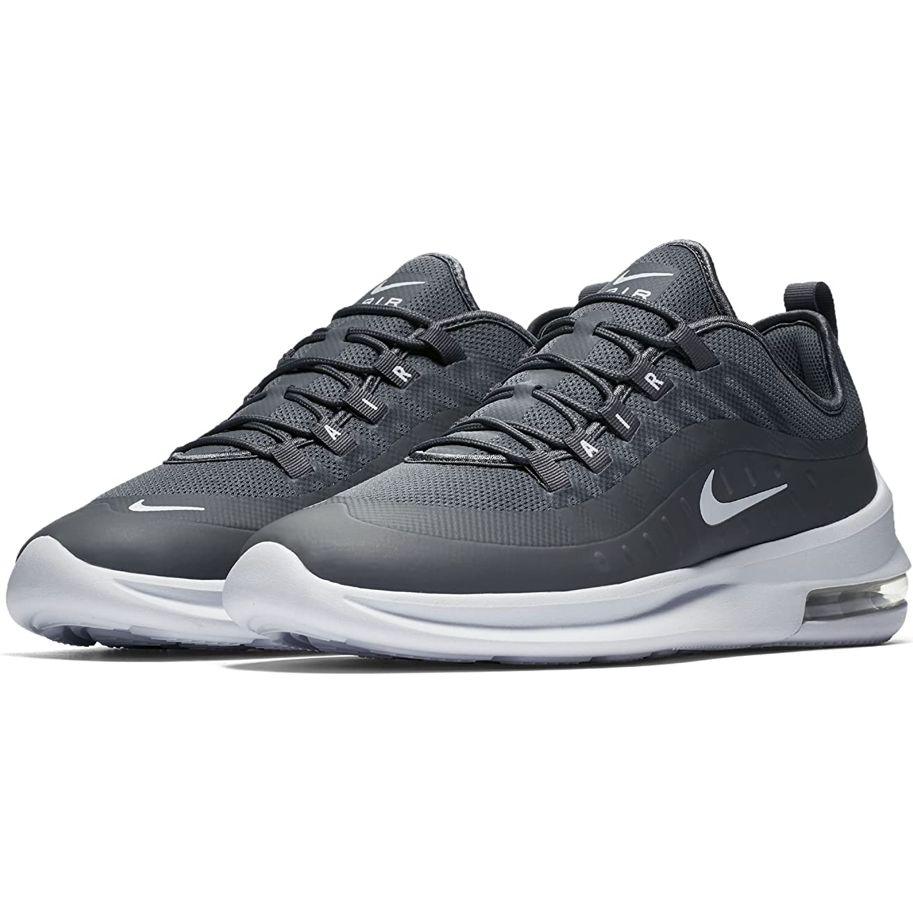 Nike Men's Air Max Axis Cool Grey/White Size 11 M US