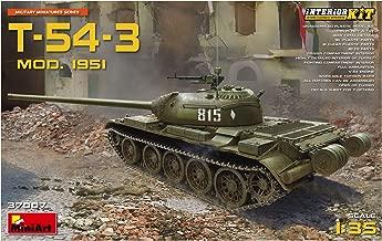 Miniart 1:35 - T-54-3 Soviettank Mod.1951 With Interior