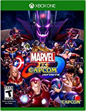 Marvel vs Capcom: Infinite for Xbox One rated T - Teen