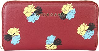 Giordano Women's Wallet (Red)