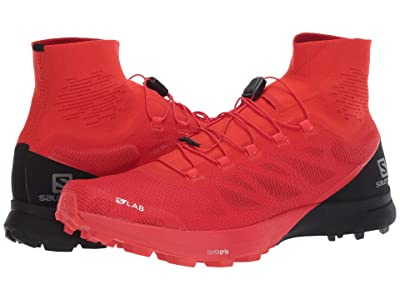 Salomon S/Lab Sense 8 SG (Racing Red/Black/White) Shoes