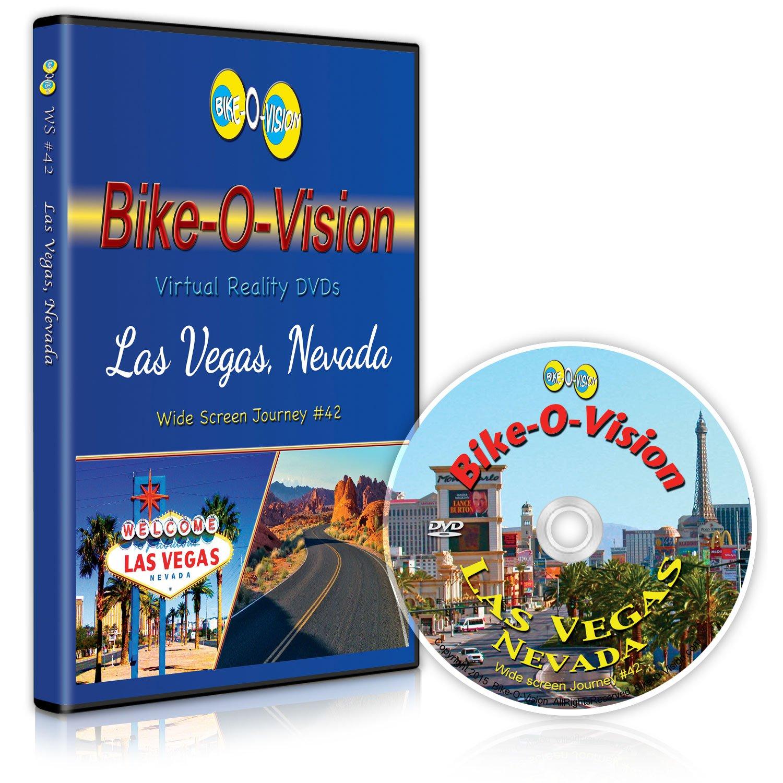 Bike-O-Vision Cycling Video- Las Vegas #42 Max 52% OFF Max 78% OFF Nevada BR