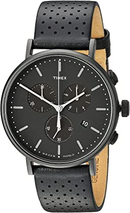 Fairfield Chrono Leather