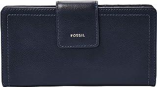 Women's Logan RFID-Blocking Leather Tab Clutch Wallet
