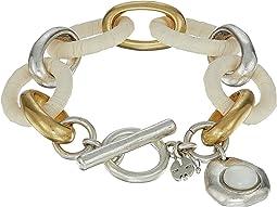 Raffia Chain Bracelet