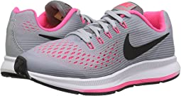 Nike Kids Zoom Pegasus 34 (Little Kid/Big Kid)