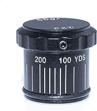 Osprey Global BDC (Bullet Drop Compensator) for TA4-16X50MDG/IRF, TA6-24X50MDG/IRF and TA10-40X50MDG/IRF scopes. Preconfig...