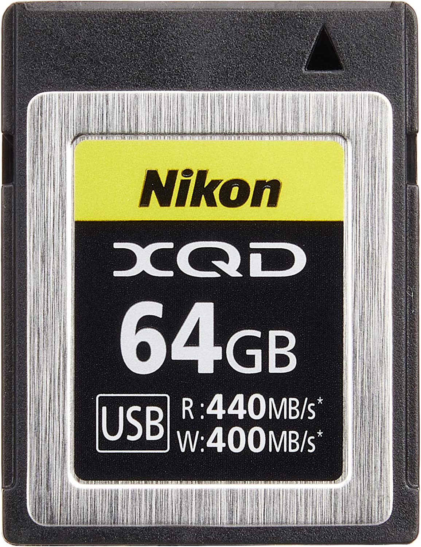 Nikon XQD 64GB Memory Card