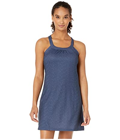 Prana Cantine Dress (Blue Anchor Sea Spray) Women