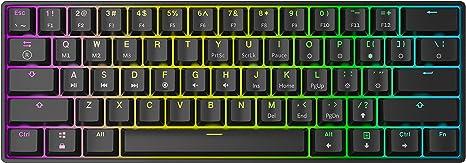 GK61 60% Mechanical Gaming Keyboard