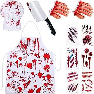 Best killer chef costume Reviews