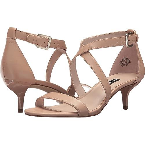 e2a8d856c63 Kitten Heel Sandals: Amazon.com